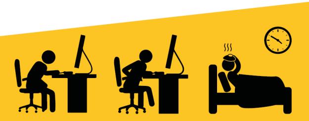 Accroissement de l'absentéisme du à un manque d'activité physique au travail